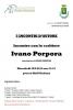 5 Incontri d'autore - Ivano Porpora